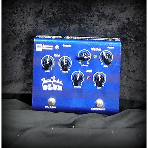 Seymour Duncan Twin Tube Blue Effect Pedal-thumbnail