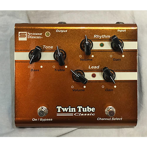 Seymour Duncan Twin Tube Classic Effect Pedal