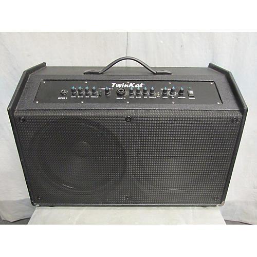 used jazzkat amps twinkat 2x10 150w guitar combo amp guitar center. Black Bedroom Furniture Sets. Home Design Ideas