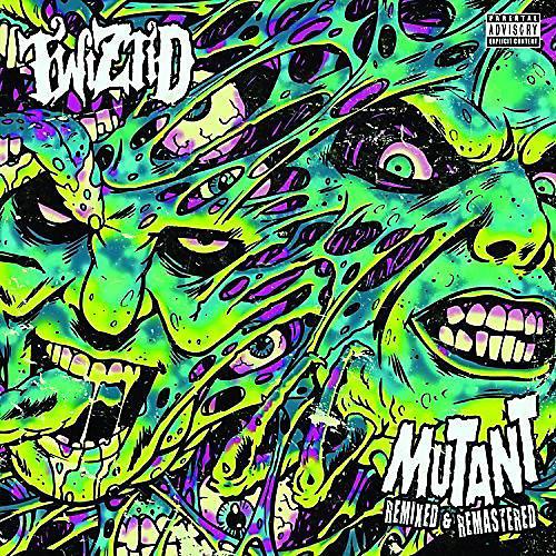 Alliance Twiztid - Mutant Remixed & Remastered
