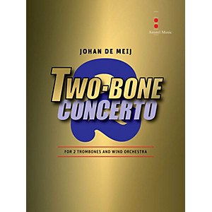 Amstel Music Two Bone Concerto 2 Trombones and Wind Orchestra Concert Ban... by Amstel Music