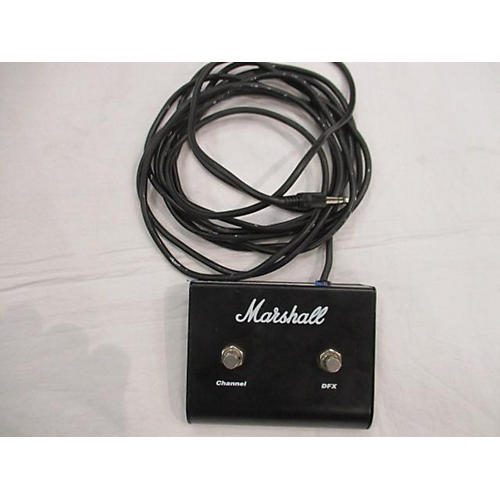 Marshall Two Button Footswitch Footswitch