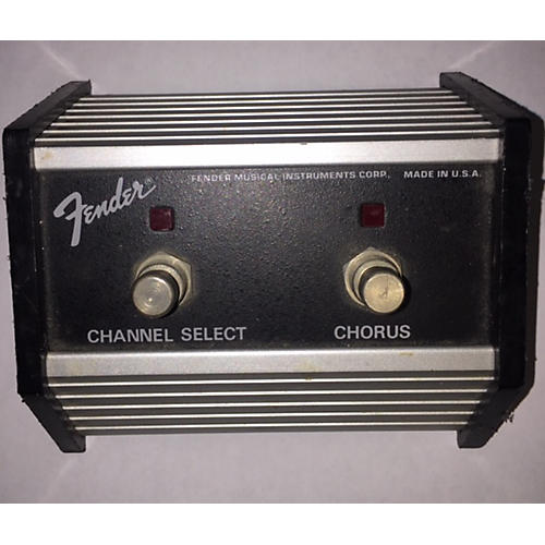 Fender Two Channel Chorus Footswitch Footswitch-thumbnail