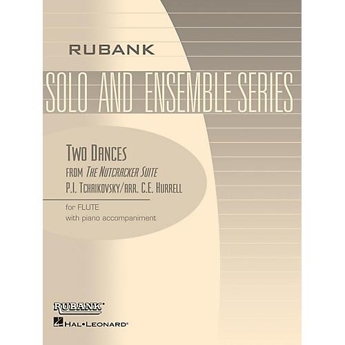 Rubank Publications Two Dances from The Nutcracker Suite (Flute Solo with Piano - Grade 3) Rubank Solo/Ensemble Sheet Series