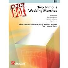 De Haske Music Two Famous Wedding Marches De Haske Ensemble Series Arranged by Lorenzo Bozzi