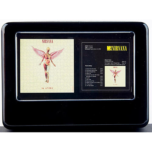 Iconic Concepts Two Nirvana In Utero Jigsaw Puzzles in Tin Gift Box-thumbnail
