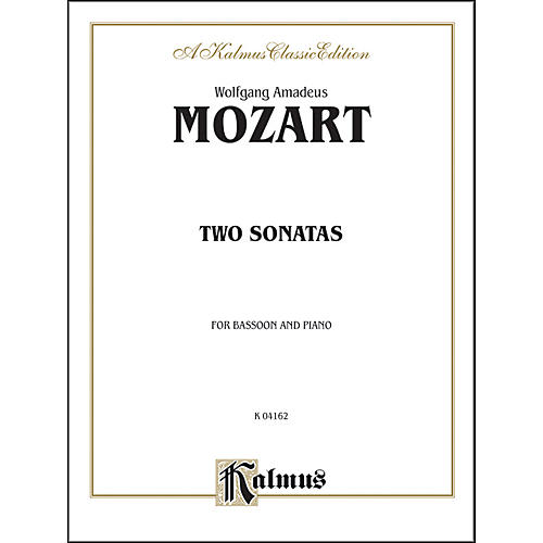 Alfred Two Sonatas