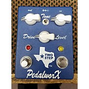 PedalworX Two Step Effect Pedal