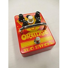 Orange Amplifiers Two Stroke Effect Pedal