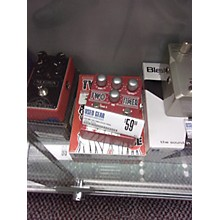 BBE Two Timer Effect Pedal