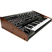 Tom Oberheim Two Voice Pro Analog Synthesizer - Black