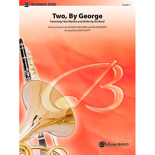 Alfred Two, by George Concert Band Level 1 Set-thumbnail