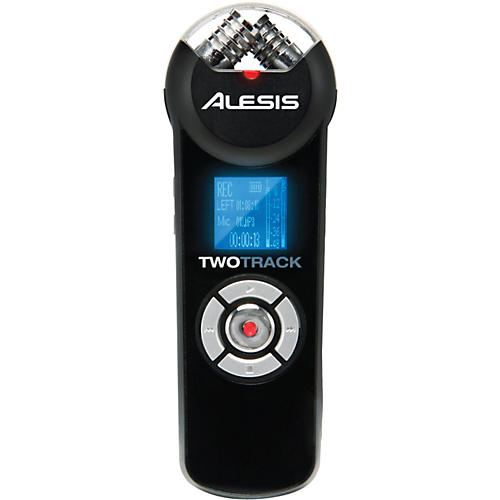 Alesis TwoTrack Handheld Audio Recorder