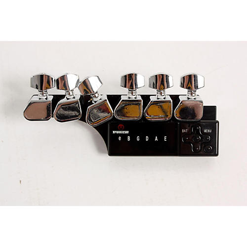 Tronical Tuning Systems Type C2 Self Tuner for Specific Gibson Guitars Chrome, Strat-Style Button 888365381497