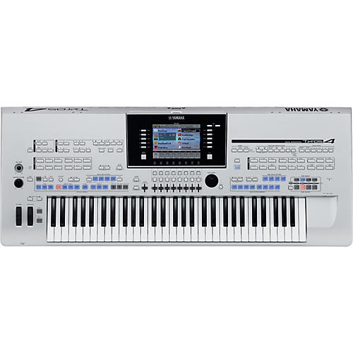 Yamaha Tyros 4 Arranger Workstation Keyboard