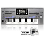 Tyros5 61-Key Arranger Workstation
