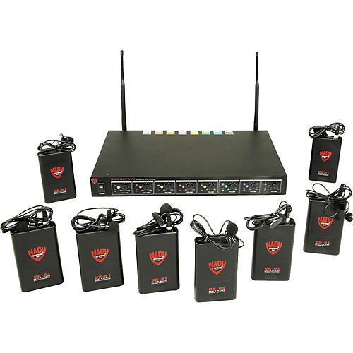 Nady U-81 OCTAVO Omni Lav Wireless System (11/12/13/16/17/19/20/21)
