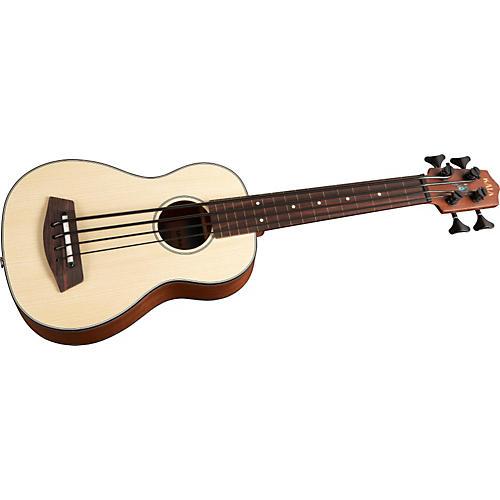 Kala U-BASS Fretless Acoustic-Electric Bass Ukulele