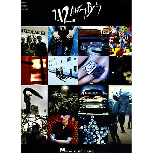 Hal Leonard U2 - Achtung Baby Piano/Vocal/Guitar Songbook-thumbnail