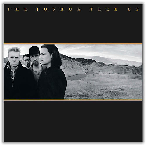 Universal Music Group U2 - The Joshua Tree Vinyl LP-thumbnail