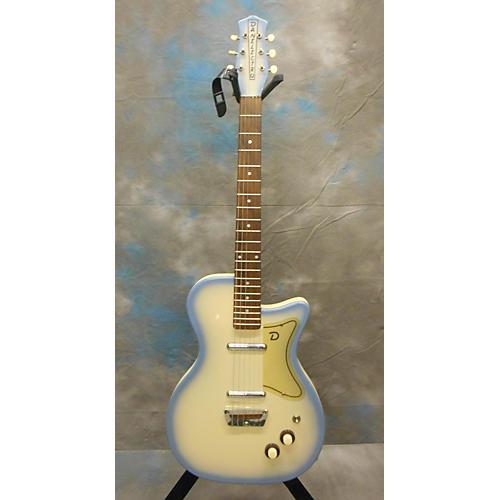 Danelectro U2 Solid Body Electric Guitar-thumbnail