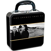 Vandor U2 Square Tin Tote / Lunch Box