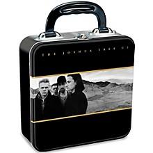 Vandor U2 Square Tin Tote / Lunch Box