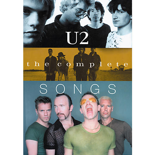 Alfred U2 The Complete Songs