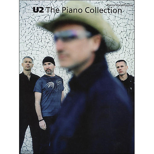 Hal Leonard U2 The Piano Collection arranged for piano, vocal, and guitar (P/V/G)-thumbnail