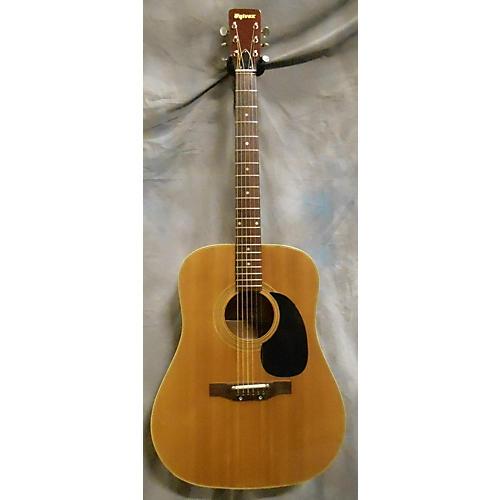 Univox U3018 Acoustic Guitar