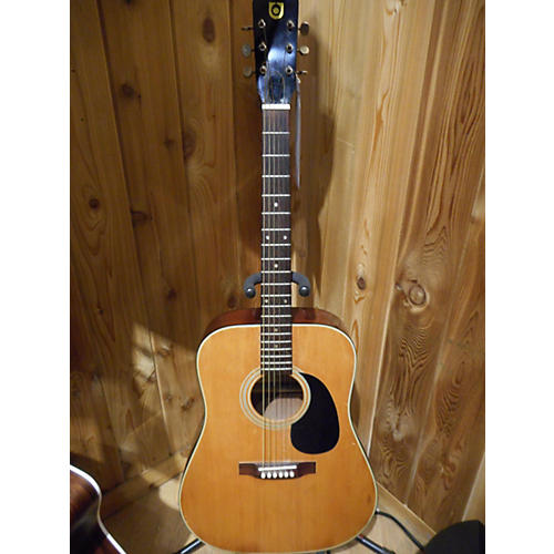 Univox U3023 Acoustic Guitar