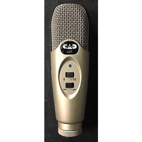 used cad u37 usb microphone guitar center. Black Bedroom Furniture Sets. Home Design Ideas