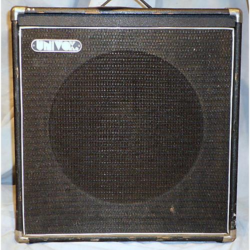 Univox U4100 Tube Bass Combo Amp-thumbnail