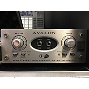 Avalon U5 Pure Class A Mono Direct Box