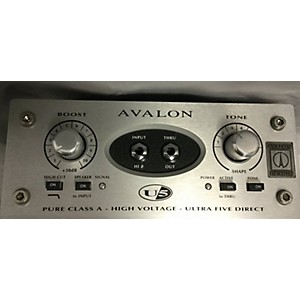 Pre-owned Avalon U5 Pure Class A Mono Direct Box by Avalon