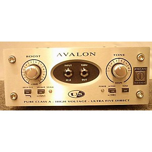 Pre-owned Avalon U5 Pure Class A Mono Direct Box by Avalon