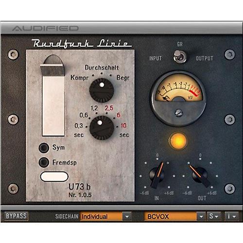 Audiffex U73b Compressor