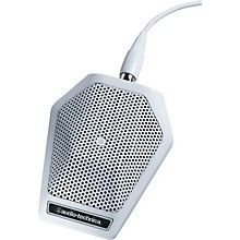 Audio-Technica U851RW UniPoint Cardioid Condenser Boundary Microphone