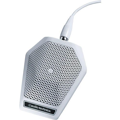 Audio-Technica U851RW UniPoint Cardioid Condenser Boundary Microphone-thumbnail