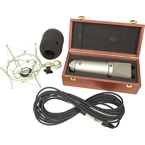 Neumann U87 Ai Shockmount Set Z Microphone with Box