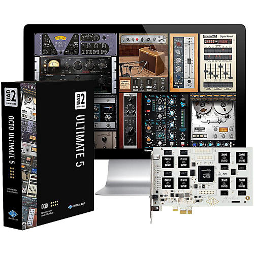 Universal Audio UAD-2 DSP Accelerator Card - OCTO Ultimate 5-thumbnail
