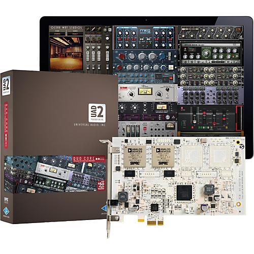Universal Audio UAD-2 DUO DSP Accelerator