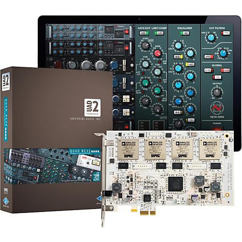 Universal Audio UAD-2 Quad Neve DSP Accelerator