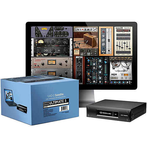 Universal Audio UAD-2 Satellite USB - OCTO Ultimate 5-thumbnail