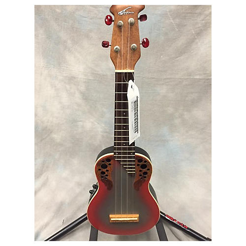 Applause UAE20 Deluxe Soprano Ukulele