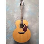 Luna Guitars UAMJ100 Acoustic Electric Guitar