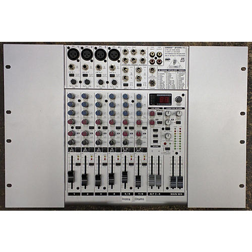 Behringer UB 1204FX-PRO Unpowered Mixer-thumbnail
