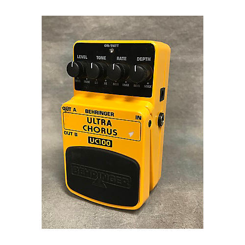 Behringer UC100 Effect Pedal-thumbnail