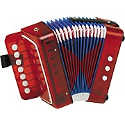 Hohner UC102R Toy Accordion