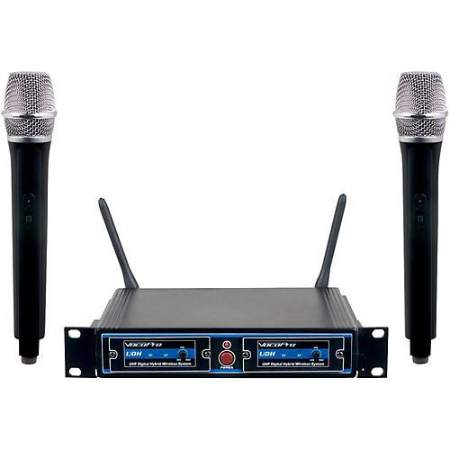 Vocopro UDH-DUAL-H Hybrid Wireless System-thumbnail